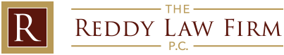 The Reddy Law Firm, P. C. Header Logo